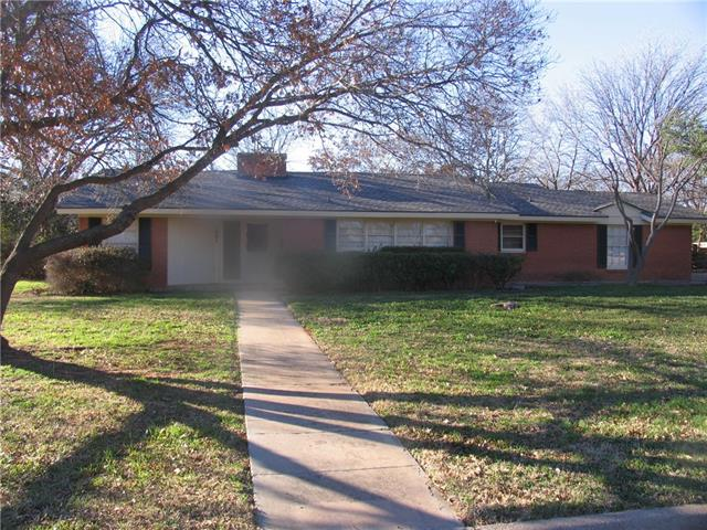 Rental Homes for Rent, ListingId:37060751, location: 1901 Elmwood Drive Abilene 79605