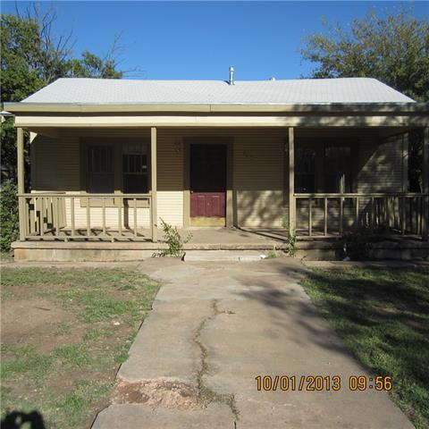 Rental Homes for Rent, ListingId:37084262, location: 1347 Jeanette Street Abilene 79602