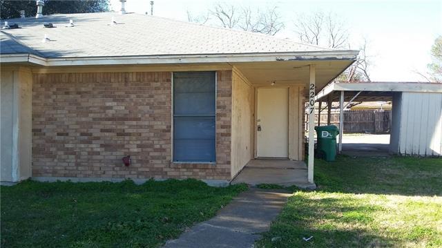 Rental Homes for Rent, ListingId:37085002, location: 2207 Vanderbilt Court Denton 76207