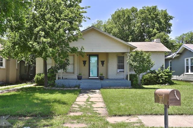 Photo of 1380 Meander Street  Abilene  TX
