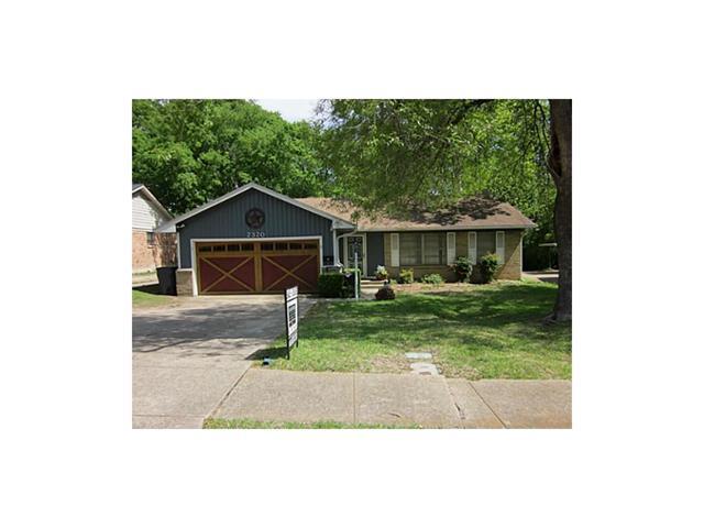 Rental Homes for Rent, ListingId:37091150, location: 2320 SPRINGHILL Drive Dallas 75228