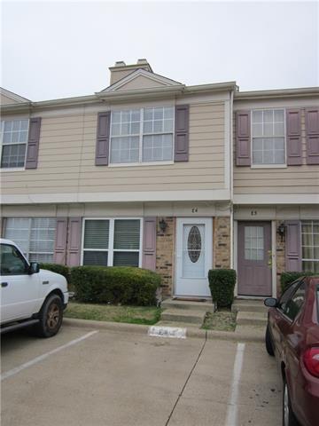 Single Family Home for Sale, ListingId:37100655, location: 617 E Carriagehouse Lane Garland 75040