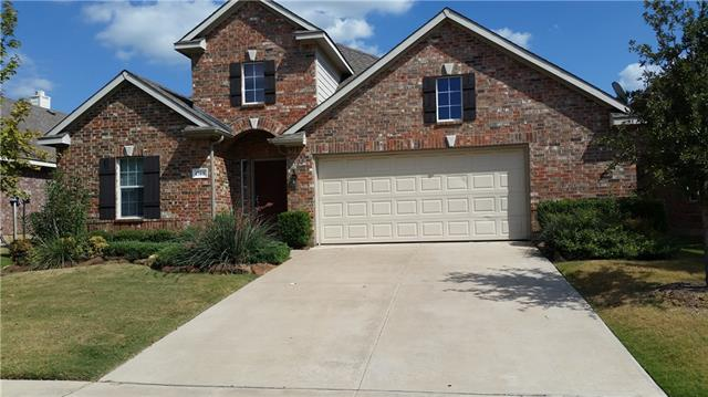 Rental Homes for Rent, ListingId:37111926, location: 1708 Peregrine Drive Corinth 76210