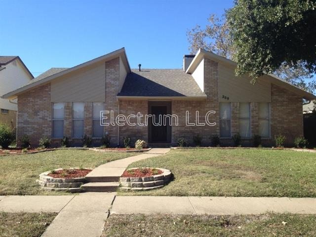 Rental Homes for Rent, ListingId:37195086, location: 209 Glenwood Drive Coppell 75019