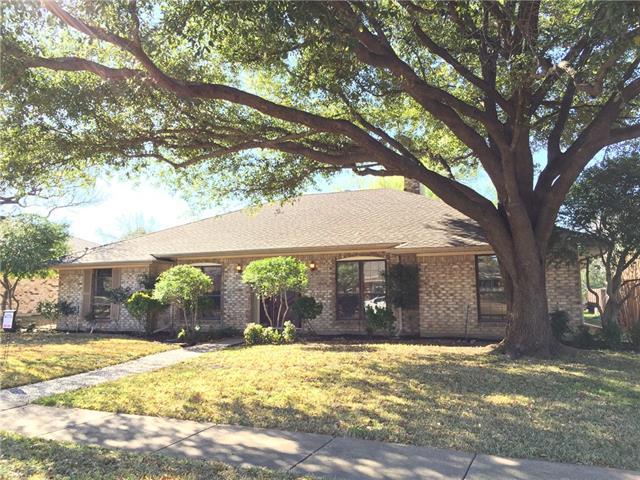 Rental Homes for Rent, ListingId:37112001, location: 520 Goodwin Drive Richardson 75081