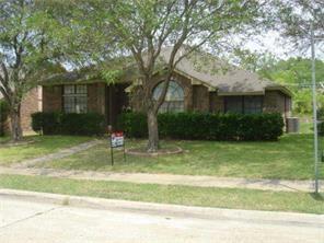 Rental Homes for Rent, ListingId:37204243, location: 528 JAMES EDWARDS Drive Mesquite 75149