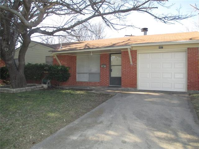 Rental Homes for Rent, ListingId:37118010, location: 4857 Ivy Hill Court Ft Worth 76135