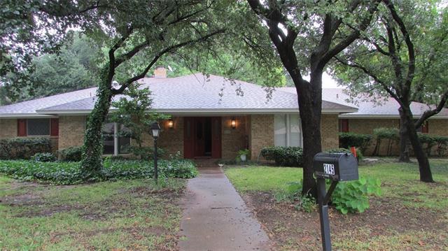 Rental Homes for Rent, ListingId:37133124, location: 2145 Woodbrook Street Denton 76205