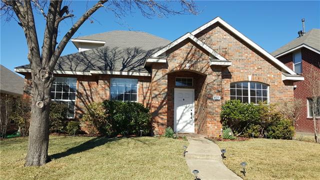 Rental Homes for Rent, ListingId:37200623, location: 1127 Shady Oaks Court Allen 75002