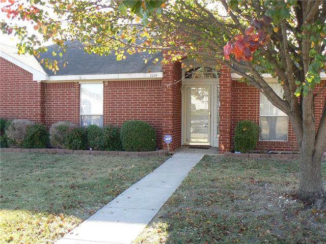 Rental Homes for Rent, ListingId:37159280, location: 1114 Weaver Street Cedar Hill 75104