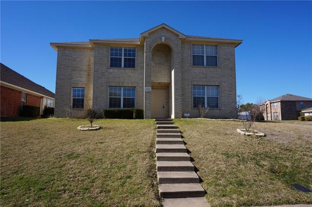 Rental Homes for Rent, ListingId:37175753, location: 323 Timberline Drive Cedar Hill 75104