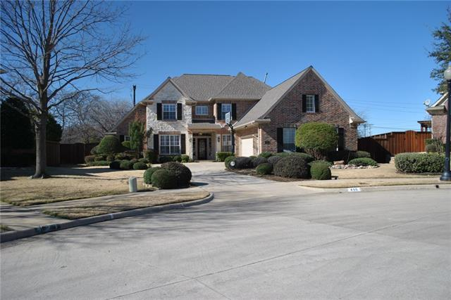 496 Hazelwood Cove, Coppell, Texas