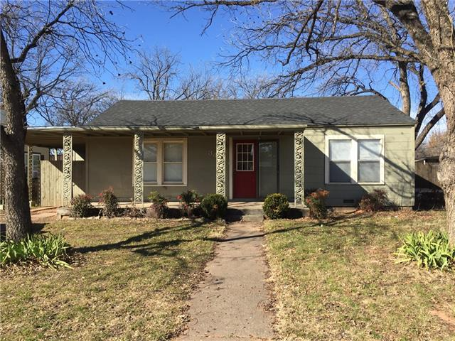 Rental Homes for Rent, ListingId:37175685, location: 342 College Drive Abilene 79601