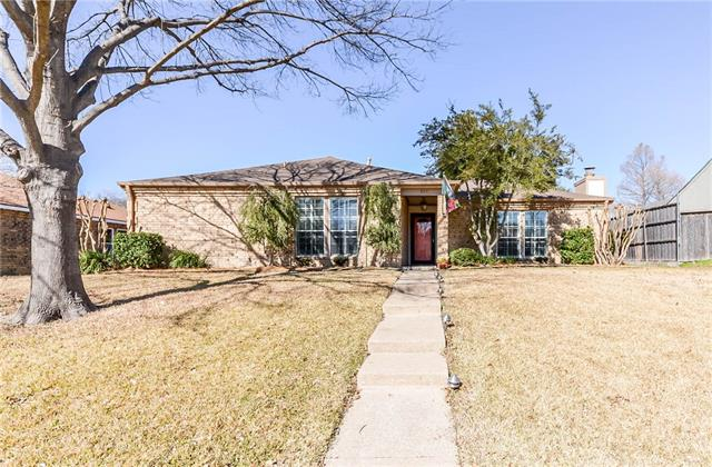 New Listings property for sale at 4533 Fargo Drive, West Plano Texas 75093
