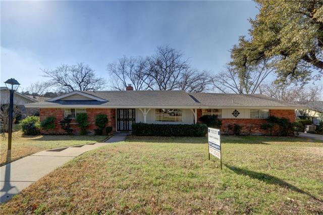 Rental Homes for Rent, ListingId:37195173, location: 1804 Aden Road Ft Worth 76116
