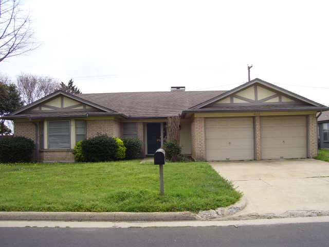 Rental Homes for Rent, ListingId:37194991, location: 4610 ELKWOOD Lane Arlington 76016