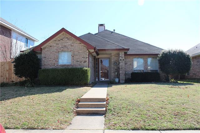Rental Homes for Rent, ListingId:37194894, location: 616 Willow Oak Drive Allen 75002