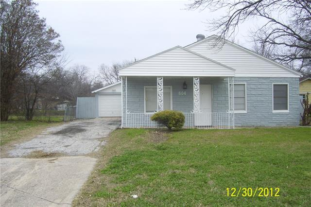 Rental Homes for Rent, ListingId:37204173, location: 604 S Redford White Settlement 76108