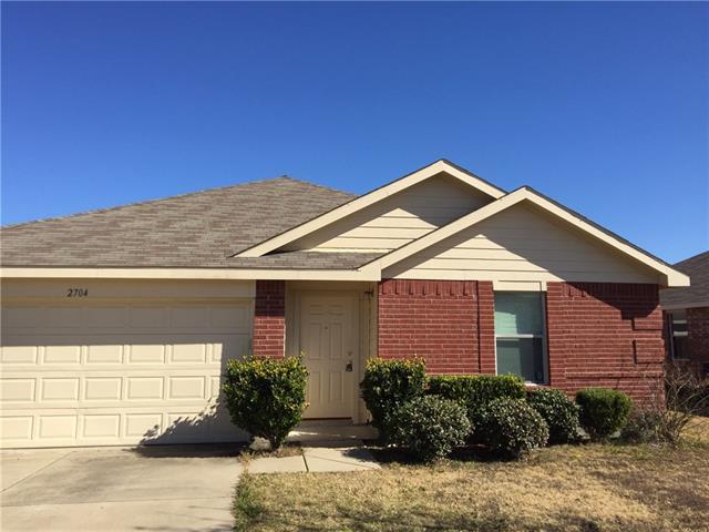 Rental Homes for Rent, ListingId:37289386, location: 2704 Plantation Drive Anna 75409