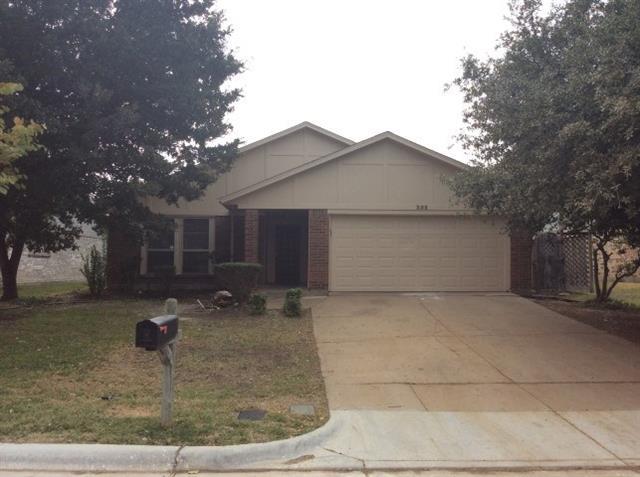 Rental Homes for Rent, ListingId:37225459, location: 232 Lemon Drive Arlington 76018