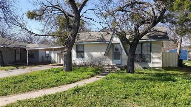 Rental Homes for Rent, ListingId:37252867, location: 1026 Blair Street Abilene 79605