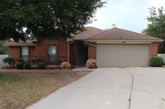 Rental Homes for Rent, ListingId:37224444, location: 6316 Brookmont Court Arlington 76018