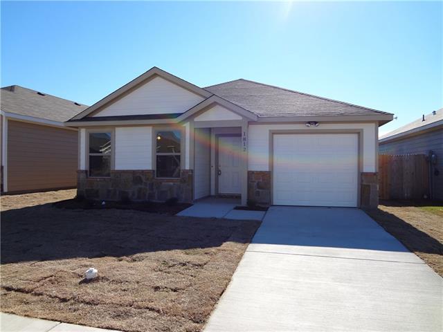 Rental Homes for Rent, ListingId:37224708, location: 1812 Village Park Trail Burleson 76028