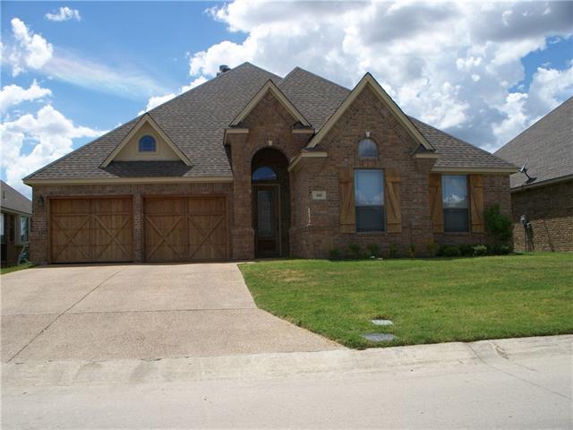 Rental Homes for Rent, ListingId:37225452, location: 342 Spyglass Drive Willow Park 76008