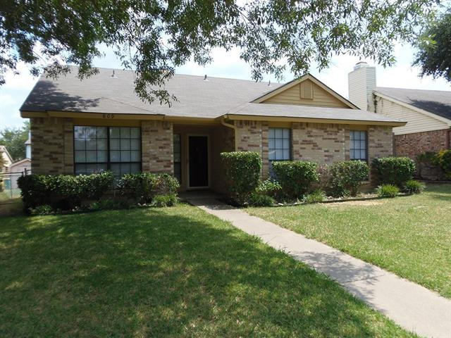 Rental Homes for Rent, ListingId:37235046, location: 809 Plummer Drive Cedar Hill 75104