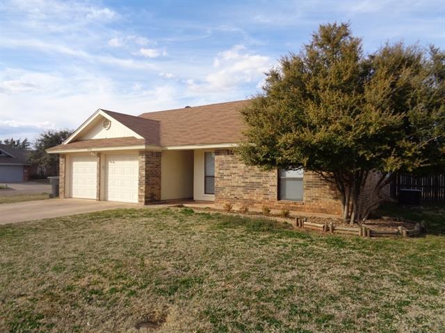 Rental Homes for Rent, ListingId:37240735, location: 4142 Karen Drive Abilene 79606