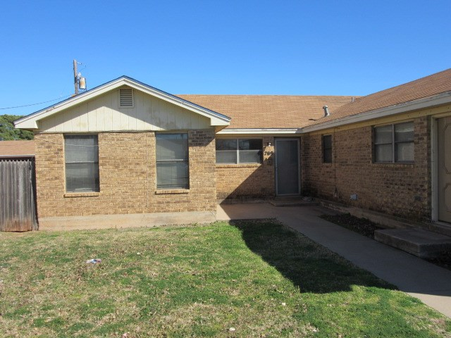 Rental Homes for Rent, ListingId:37274215, location: 709 Chaparral Circle Abilene 79605