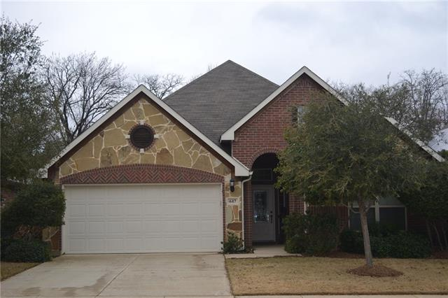One of Single Story homes for sale at 617 Grayson Lane