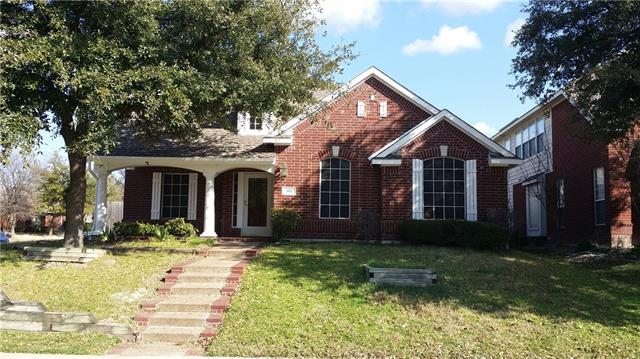 Rental Homes for Rent, ListingId:37290204, location: 301 Hardwick Court Allen 75013