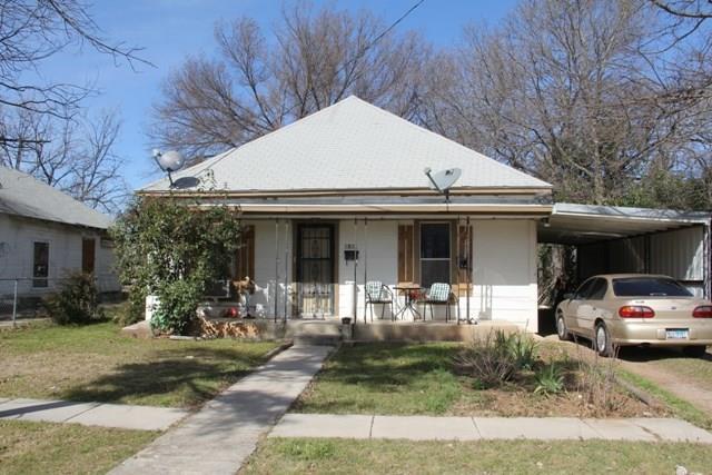 Photo of 1411 Avenue C  Brownwood  TX