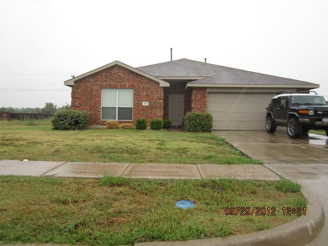 Rental Homes for Rent, ListingId:37290150, location: 106 Brushy Creek Lane Terrell 75160