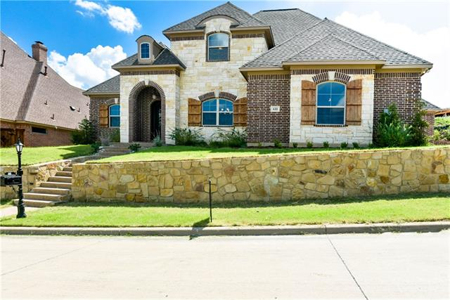 Photo of 611 Rainbow Creek Court  Arlington  TX