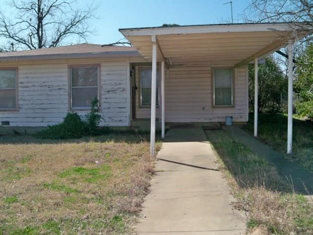 Photo of 901 W 1st Street  Coleman  TX