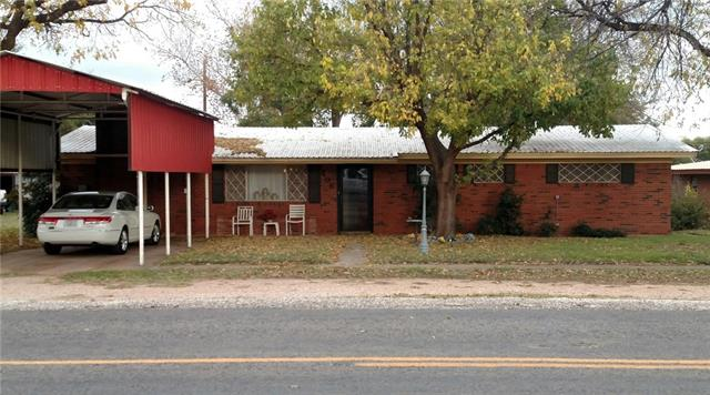 Photo of 408 S Lawrence Street  Roby  TX
