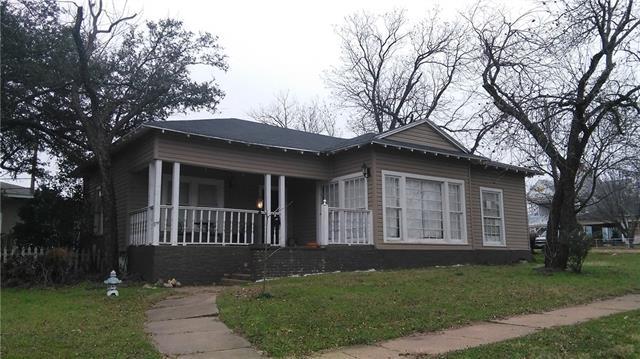 511 W 7th Street Cisco, TX 76437