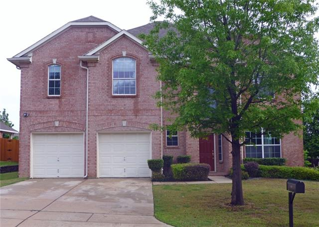 939 Park Forest Drive, Hurst in Tarrant County, TX 76053 Home for Sale