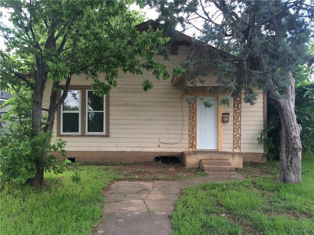 Photo of 1833 N 7th Street  Abilene  TX