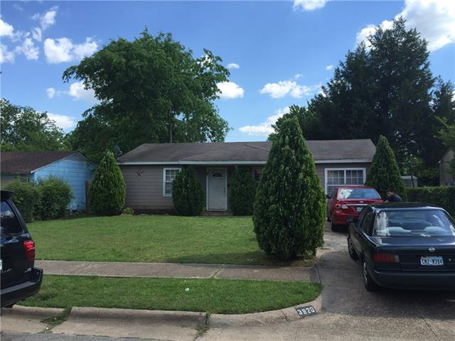 Photo of 3820 Lovingood Drive  Dallas  TX