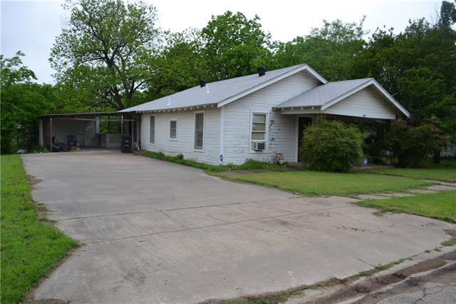 Photo of 237 Huron Street  Cleburne  TX