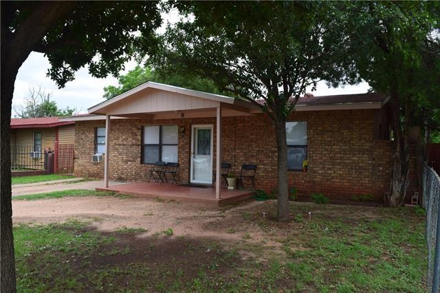 Photo of 2409 Fannin Street  Abilene  TX