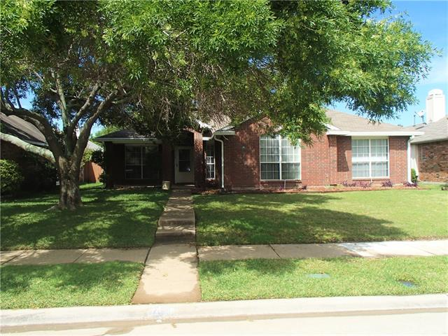 7129 Sample Drive, The Colony in Denton County, TX 75056 Home for Sale