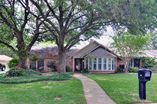 225 W Louella Drive, Hurst in Tarrant County, TX 76054 Home for Sale