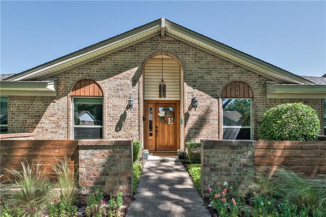 7711 La Sobrina Drive, North Dallas, Texas