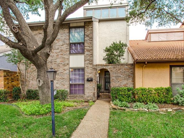 Photo of 9512 Chimney Corner Lane  Dallas  TX