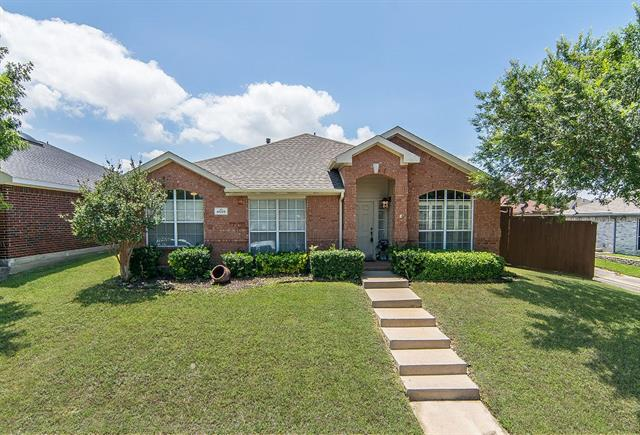 4505 Shadowridge Drive, The Colony in Denton County, TX 75056 Home for Sale