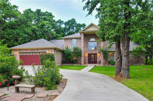 Photo of 8630 Eagle Mountain Circle  Fort Worth  TX